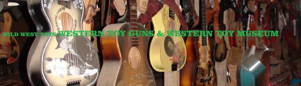 Western Toy Guns